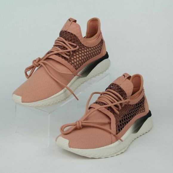 Puma Shoes | Puma Pink Tsugi Netfit
